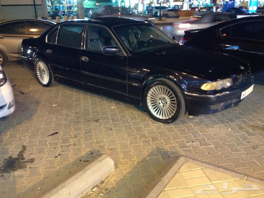 BMW 740il 1999