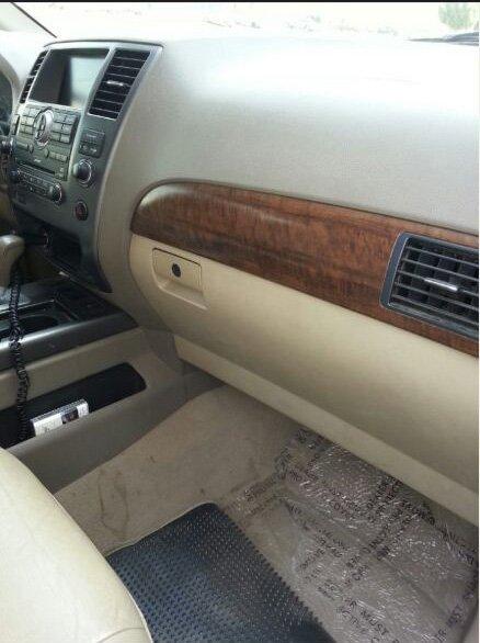 سياره  ارمادا موديلها 2006 للبيع اللون اسود فل نظيفه الصور بداخل 526af78a9c2c1.jpg