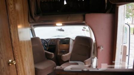 فرصة لا تتكرر كثيرا لمحبي البر - كرفان- عربة شيفرولية موديل 88 للبيع 52b1fe2f2cea4.JPG
