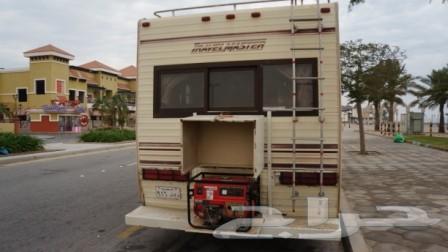 فرصة لا تتكرر كثيرا لمحبي البر - كرفان- عربة شيفرولية موديل 88 للبيع 52b1fe53d4565.JPG