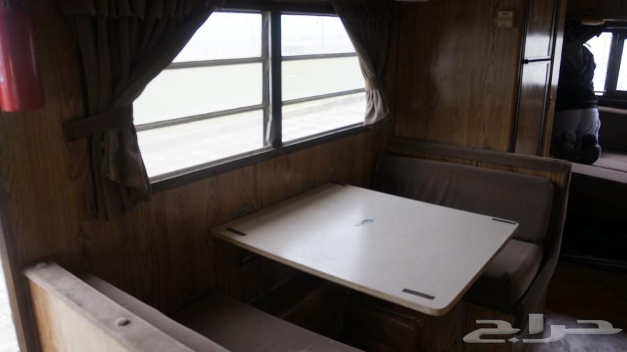 فرصة لا تتكرر كثيرا لمحبي البر - كرفان- عربة شيفرولية موديل 88 للبيع 52b1fe70d81f8.JPG