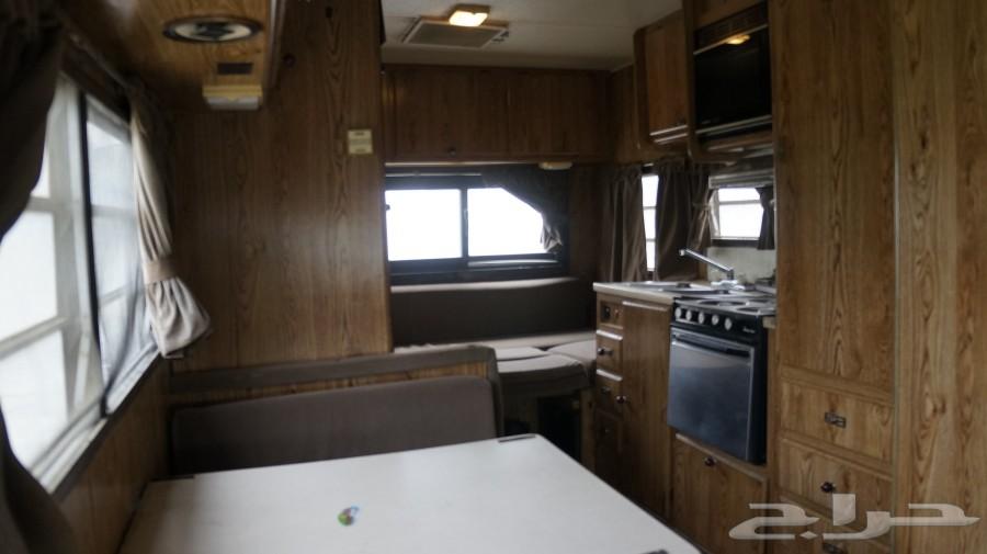 فرصة لا تتكرر كثيرا لمحبي البر - كرفان- عربة شيفرولية موديل 88 للبيع 52b1fe825fc89.JPG
