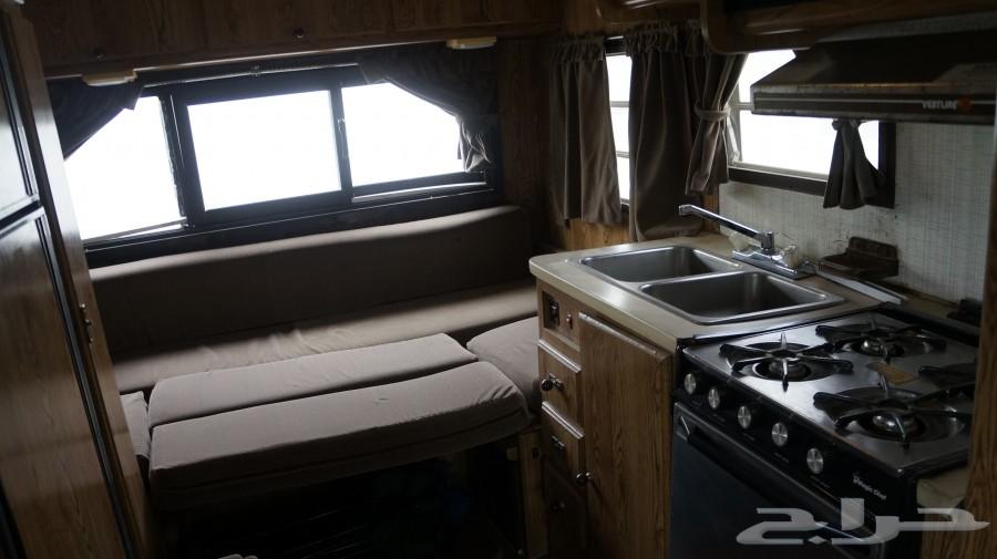 فرصة لا تتكرر كثيرا لمحبي البر - كرفان- عربة شيفرولية موديل 88 للبيع 52b1fe8ab40c4.JPG