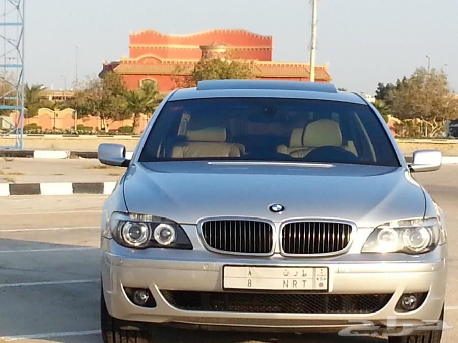 BMW 730il بي أم دبليو موديل 2008 مع رقم مميز 52b98e2da6608.jpg