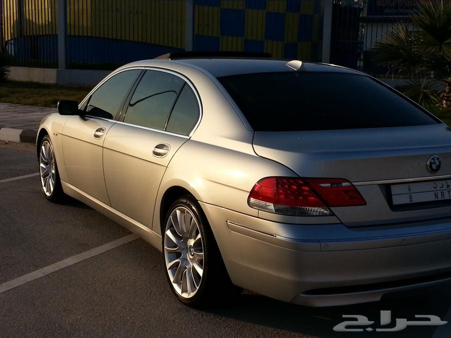 BMW 730il بي أم دبليو موديل 2008 مع رقم مميز 52b98e569ef5d.jpg
