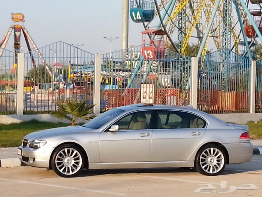 BMW 730il بي أم دبليو موديل 2008 مع رقم مميز 52b98e892fd39.jpg