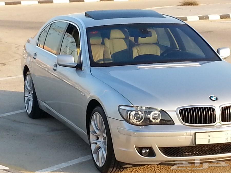 BMW 730il بي أم دبليو موديل 2008 مع رقم مميز 52b98f3c673ca.jpg