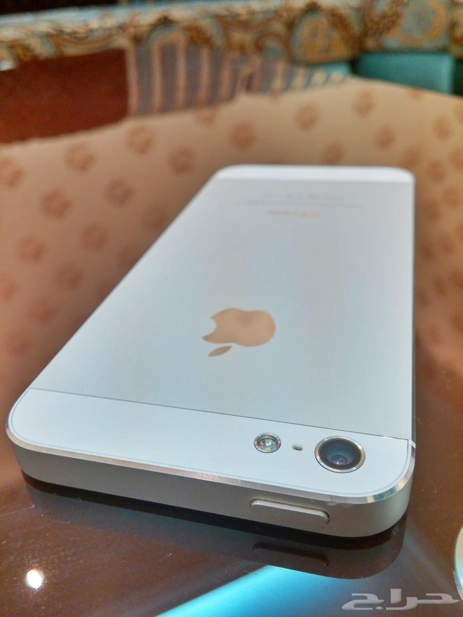 ايفون فايف 16 جيجا ابيض 4 جي مع كامل اغراضه لأعلى سوم 5305020db6646.jpg
