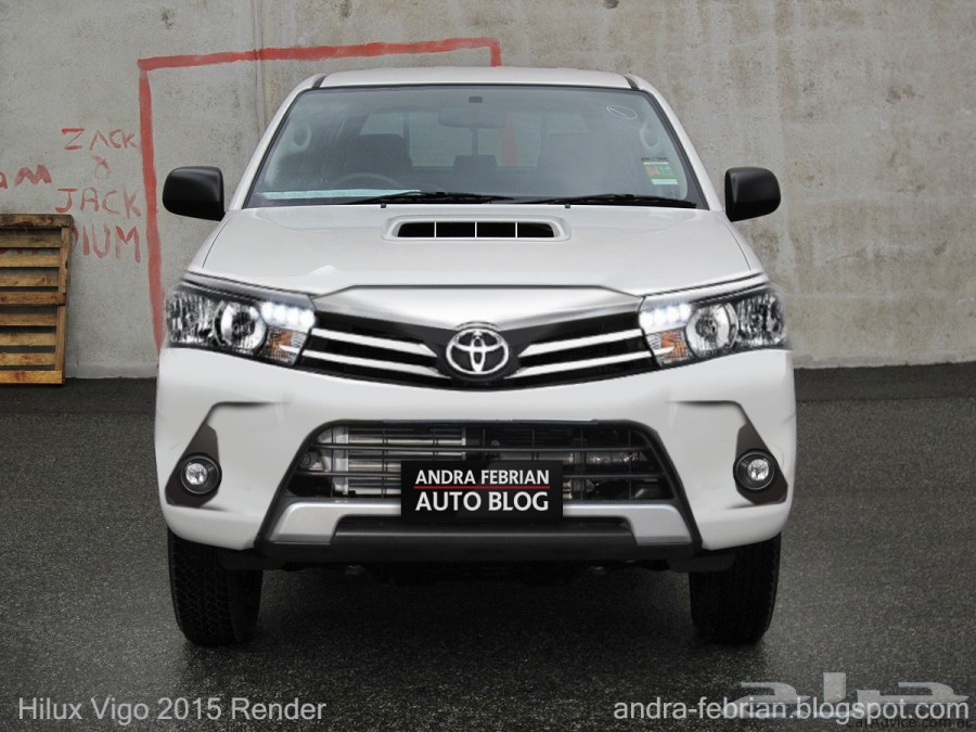 All New Toyota Hilux 2015 Thailand | Autos Post