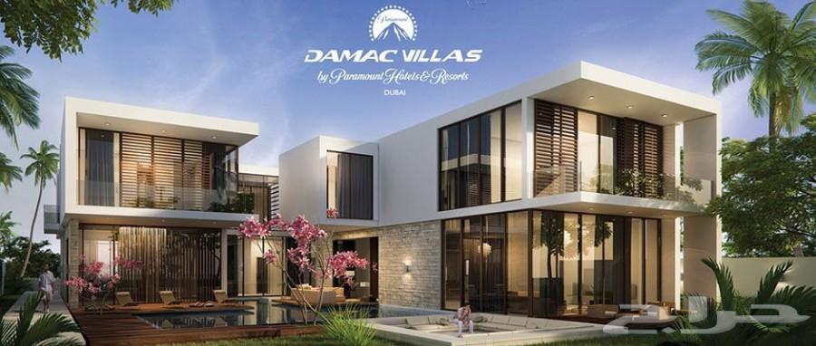 فيلا 6 غرف ماستر بسعر الافتتاح بقلب دبي وبالتقسيط 54d1e98b93065