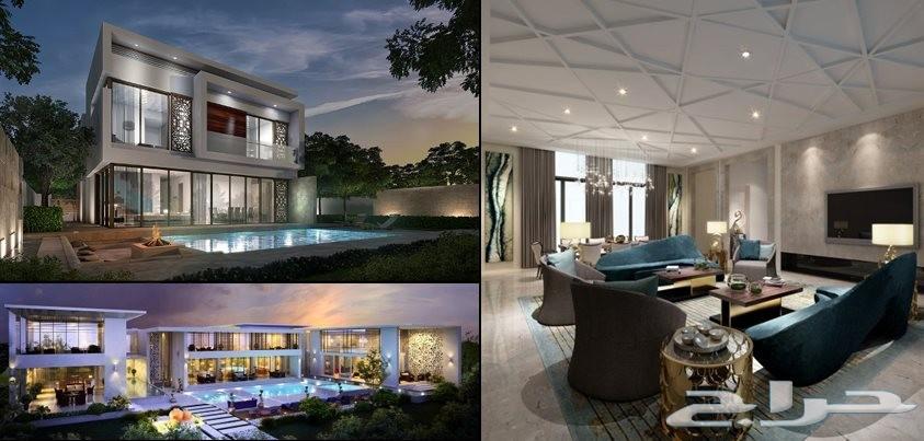 فيلا 6 غرف ماستر بسعر الافتتاح بقلب دبي وبالتقسيط 54d1e9dc8cc33