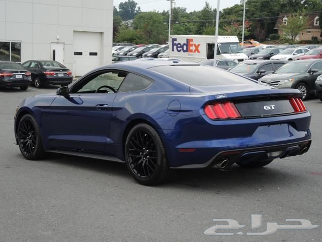 ������ ������ 2015 Ford Mustang