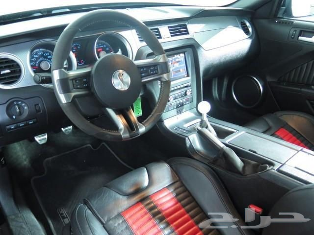 ������ ���� 2012 Ford Mustang