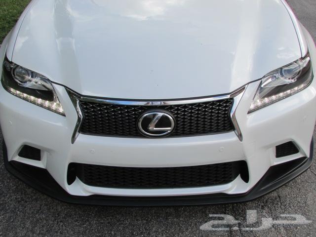 لكزس اسبورت 2013 Lexus GS-F